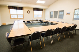 Rent a meeting room from Victory Bible Camp in Fairbanks