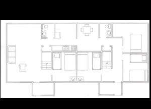 Upstairs Alder Schematic